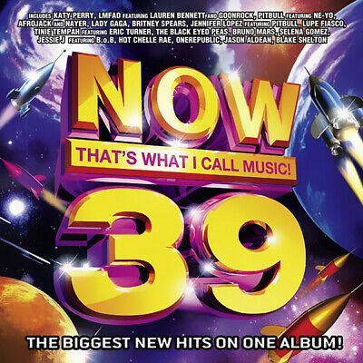 Now That's What I Call Music! 39 -  US CD 2011 - New & Sealed