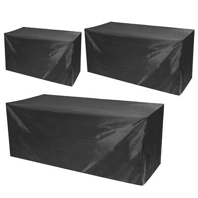 Impermeable Furniture Sofa Bench Table Chair Covers 2/3/4 Seaters Garden Libre
