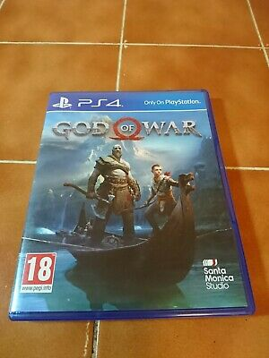 God of War - Sony PlayStation 4 - 2018 - PS4