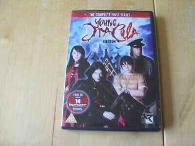 Young Dracula (DVD, 2012) The Complete First Series - BBC
