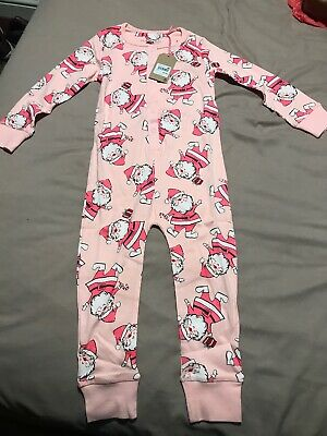 Girls santa all in one from Next age 4 NWT