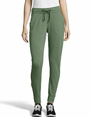 Hanes Sweatpants Jogger Pockets Women's Tri blend French Terry Drawcord Fleece