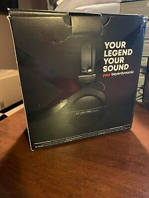 Beyerdynamic DT 770 PRO 80 Ohms  Studio Headphones GRAY same day fast free ship