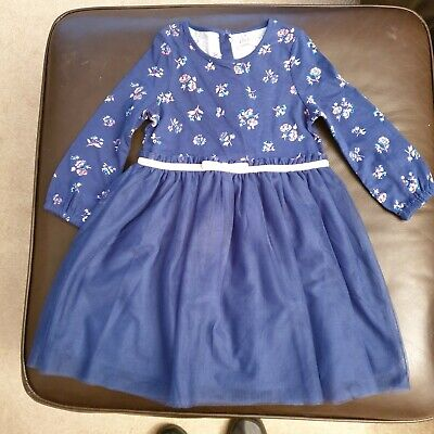 Cath Kidston Girls Floral Dress BNWT Age 2-3 Years