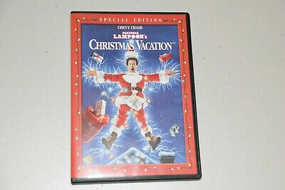 National Lampoons Christmas Vacation (DVD, Special Edition)  LIKE NEW