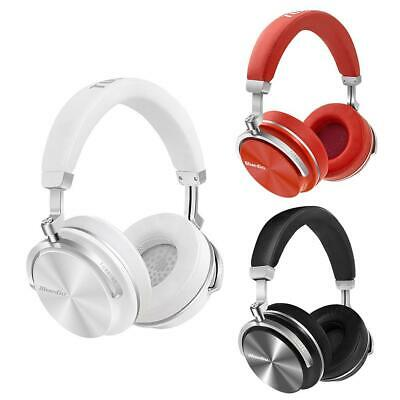 Bluedio T4S Bluetooth 4.2 Headphones Noise Cancellation Over-ear Headset R1BO