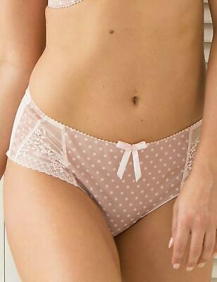 Pour Moi Madison Shorty Short Brief 12003 New Lingerie Womens Knickers Pink Spot