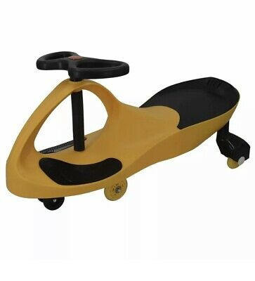 Twist Car – Wiggle Toy Swivel Scooter For Kids Ride On Swing Gyro Xmas Gift Toy