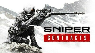 Sniper Ghost Warrior Contracts - PC STEAM