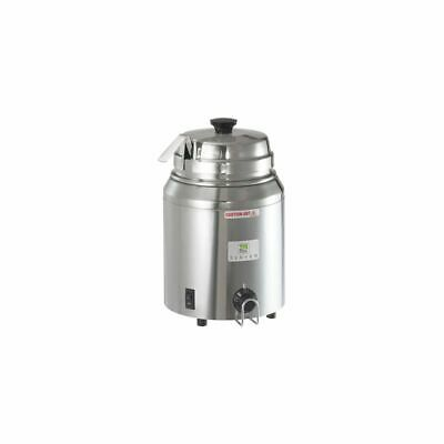 Server Products 82500 Single Vessel Warmer With Lid & Ladle