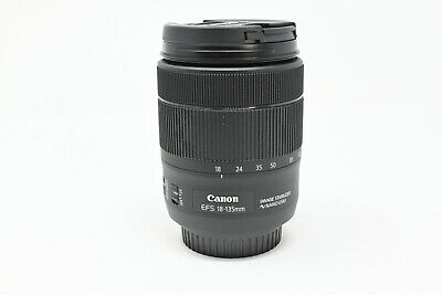 Canon EF-S 18-135mm f/3.5-5.6 IS NANO USM Lens for DSLR Cameras