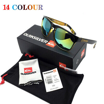 HOT Quiksilver Stylish Men Women Outdoor Sports Casual Sunglasses UV400 AU
