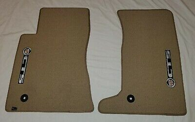 2003-2014 Lloyd Mats Cadillac CTS Sideways Classic Loop 4pc Floor Mats