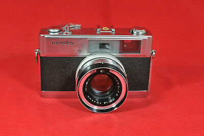 Minolta 7s 35mm Film Rangefinder Camera
