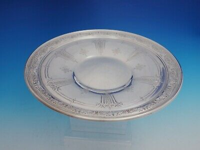 "Seville by Towle Sterling Silver 3/4"" x 10"" Serving Plate Vintage (#4438)"