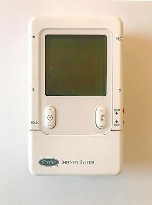 Carrier Infinity Thermostat >> Carrier Infinity Thermostat Control Systxccuid01 B 689 95