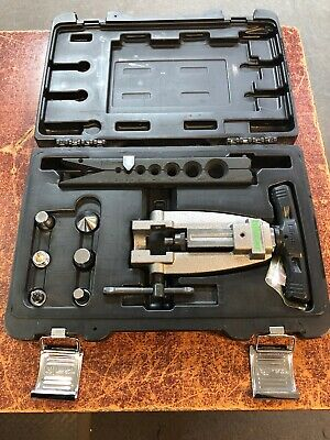 Hilmor Quick Engage Flare and Swage Kit  1838947 Free Shipping