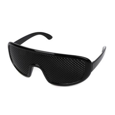 Pinhole Glasses Exercise Eyewear Eyesight Improvement Training Vision Glasses