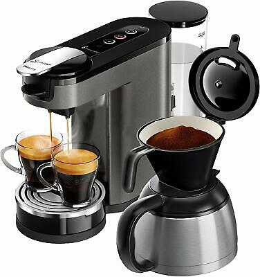 Senseo HD6596/50 Coffee Maker 2 on 1 Capsules or of Ground 1450 W - 1L