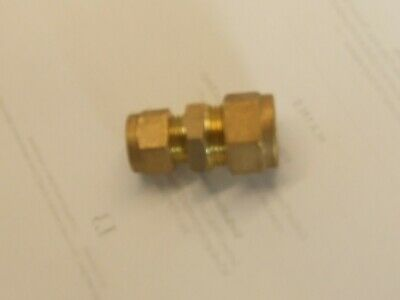 15mm to 8mm compression Brass fitting.