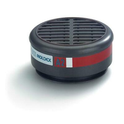 Moldex 8500 A2 Gas Filter Grey Ref M8500 [5 Pairs]