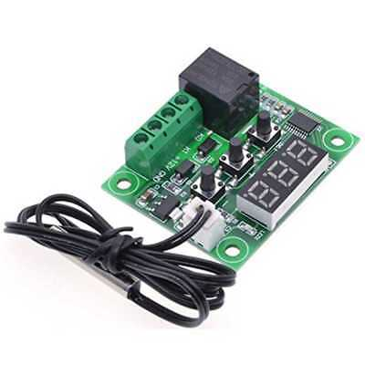 W1209 -50-110°C Digital thermostat Temperature Control Switch Module 12V +sensor