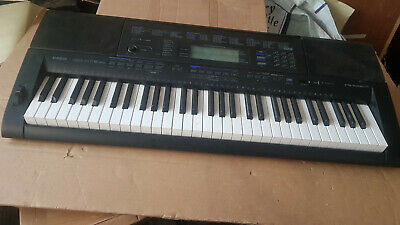 CASIO CTK-5000 - Full Size Electronic Keyboard With Touch Response Keys