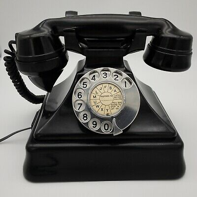 Australian 🇦🇺 Rare Highly Collectable Vintage 1930s  Pyramid Telephone ☎️