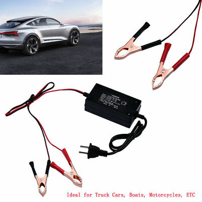 Black Friday:Volt Automatic Car Battery Float Trickle Charger , Direct AC Charge