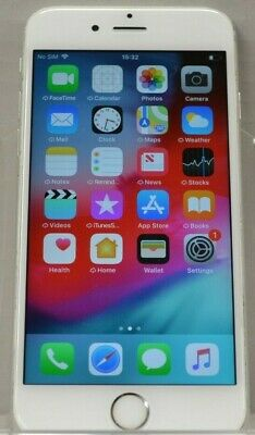 Apple iPhone 6s - 64GB Silver (O2) - *1 Month Warranty*