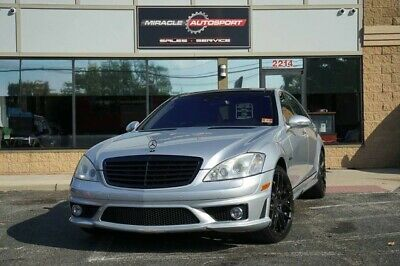 2008 Mercedes-Benz S-Class  63 74k low mile free shipping warranty clean luxury finance cheap amg