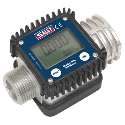 Sealey TP101 Digital Flow Meter (A)