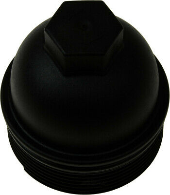 Engine Oil Filter Housing Cover fits 2007-2009 Volkswagen Touareg  WD EXPRESS