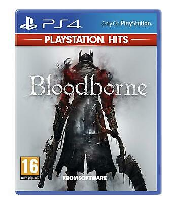 Bloodborne PS4 Game for SonyPlayStation 4 PlayStation Hits NEW SEALED