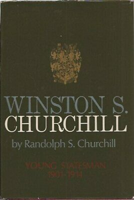 Winston S. Churchill, Vol. 2: Young Statesman ... by Gilbert, Dr Martin Hardback