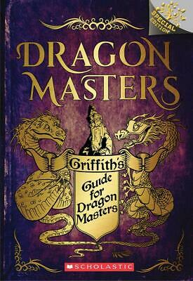 Griffith's Guide for Dragon Masters Paperback by Tracey West  December 3, 2019