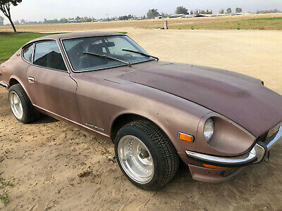 1970 Datsun Z-Series  1970 Datsun 240Z Very low serial number completely rust free and original