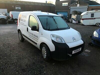 2011 Citroen Nemo 660 X Stop & Start 1.3 Hdi Very Clean Van Can Deliver At Cost