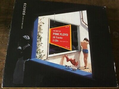 Echoes - The Best Of Pink Floyd - 2 X Greatest Hits Cd Set - Comfortably Numb +