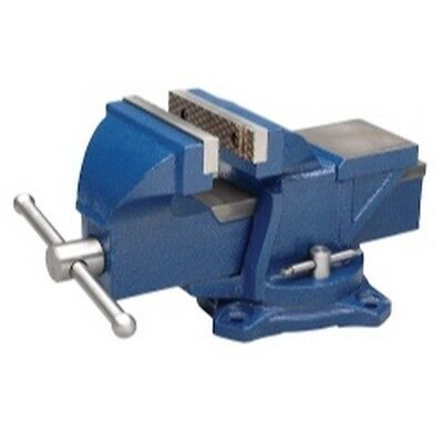 """Wilton 11104 4"""" Jaw Bench Vise with Swivel Base"""
