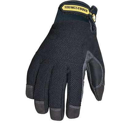 Youngstown Glove 03-3450-80-S Impermeable Invierno Plus Guantes, Pequeño, Negro