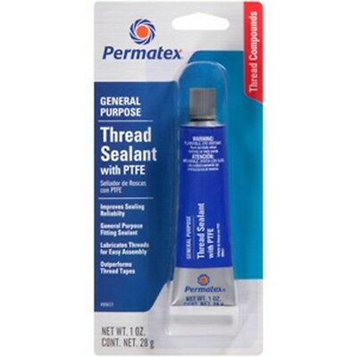Permatex 80631 Thread Sealant with PTFE - Each