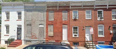 Baltimore Home     Great Buy!