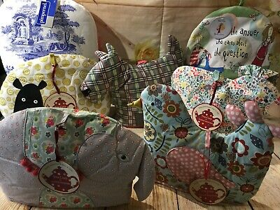 7GYP04 Gypsy Caravan Shaped Tea Cosy ULSTER WEAVERS BNWT- Post Worldwide