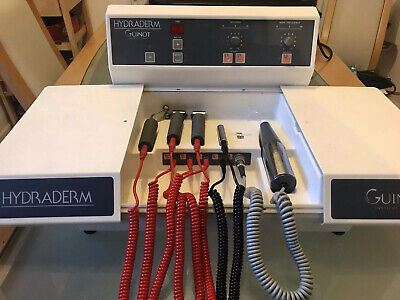 Guinot Hydraderm machine. Galvanic and High Frequency