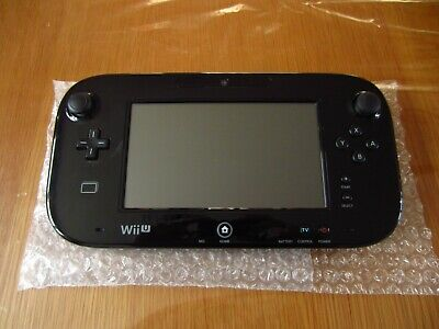 Official Nintendo Wii U Gamepad Controller ONLY (No Charger)