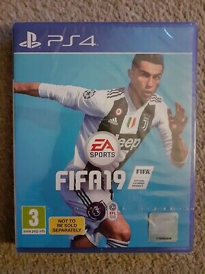 FIFA 19 - (Sony PlayStation 4/PS4) W/Ultimate Team Download