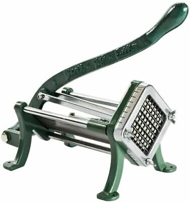"""3/8"""" Green French Fry Cutter Potato Square Slicer Blade Commercial Restaurant"""