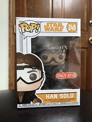 Funko Pop Star Wars Han Solo Target Exclusive