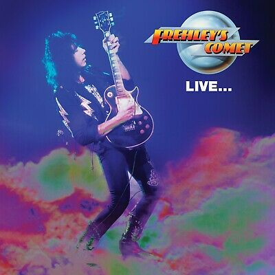 Ace Frehley FREHLEY'S COMET LIVE BLACK FRIDAY RSD 2019 New Colored Vinyl LP